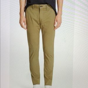 Rag and bone standard issue khakis